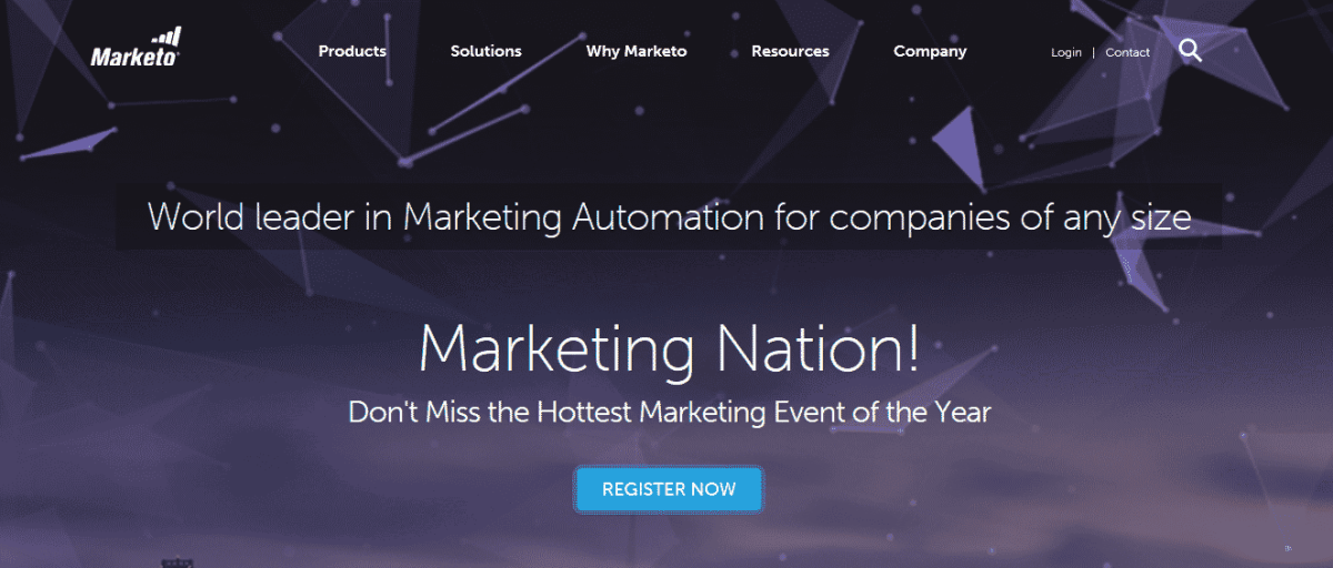 marketo marketing tools