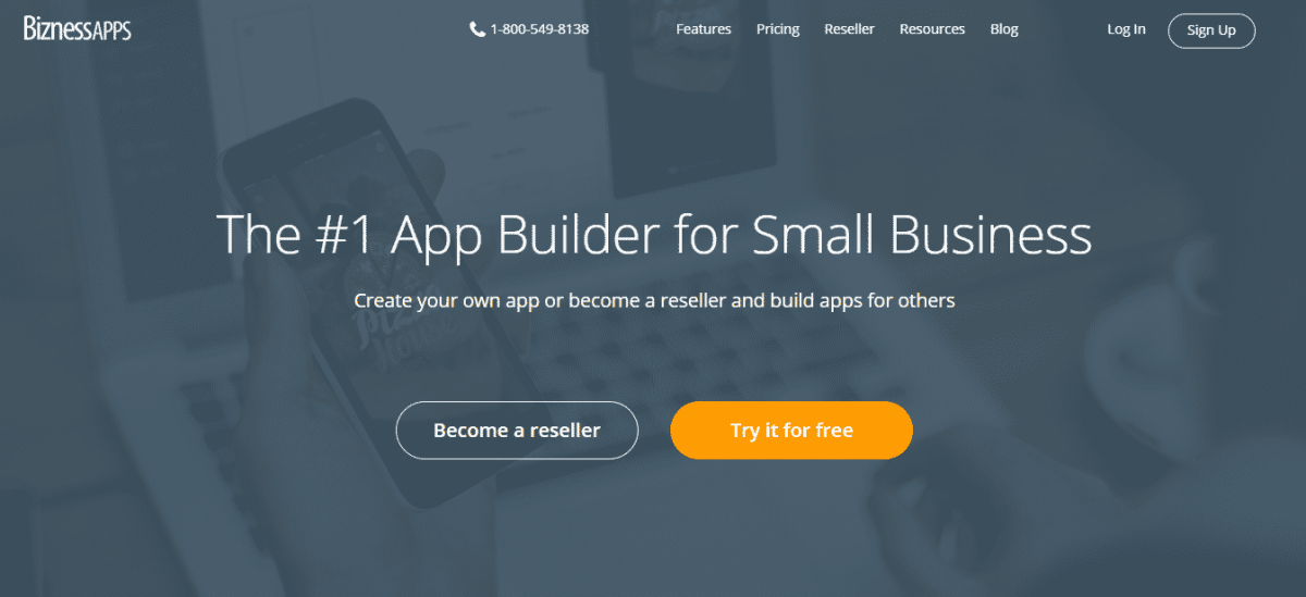 biznessapps best application builder
