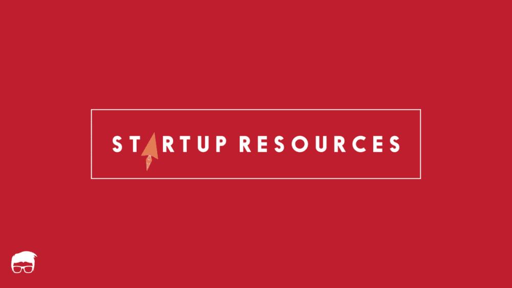startup resources