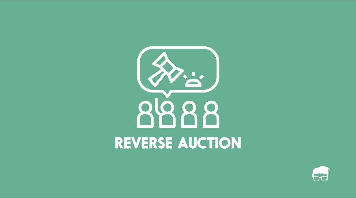 What Is A Reverse Auction & How Does It Work