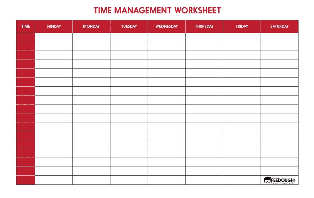 TIME-MANAGEMENT-WORKSHEET