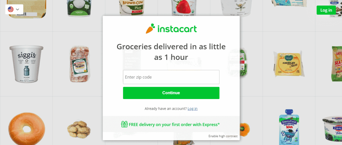Instacart Business Model | How Instacart Works? | Feedough
