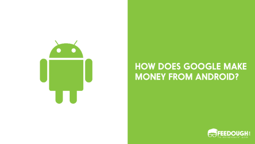 How does Google make money from android