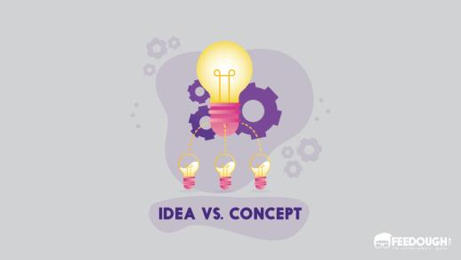 idea vs. concept