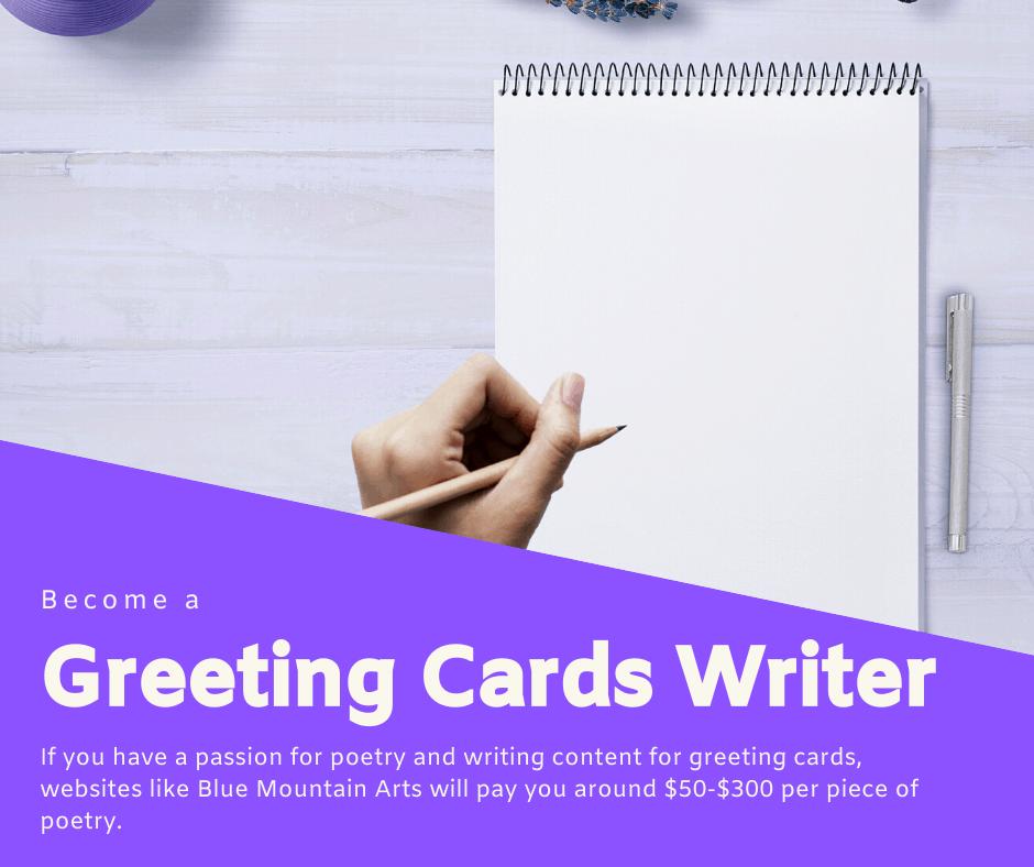 Writing Greeting Cards