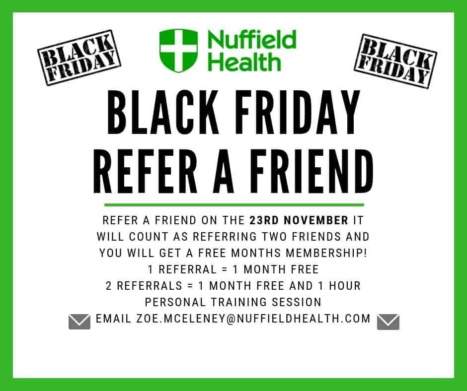 black friday referral