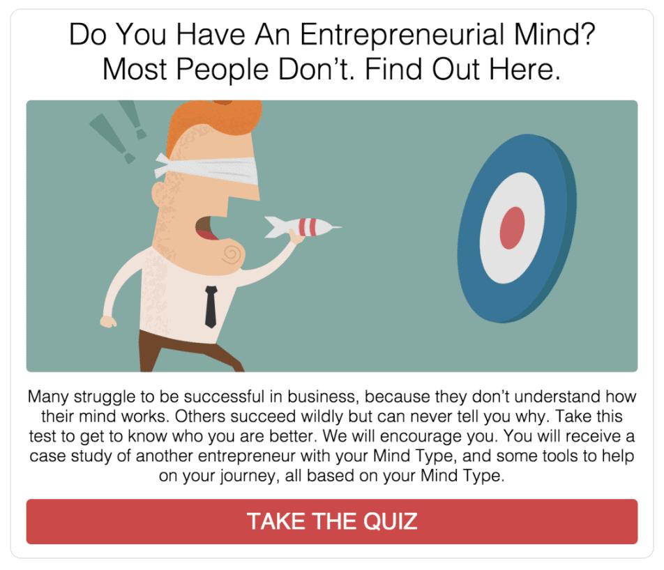 entrepreneur quiz
