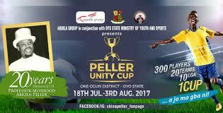 2017 Peller Unity Cup