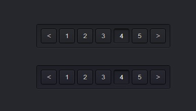 Dark Pagination