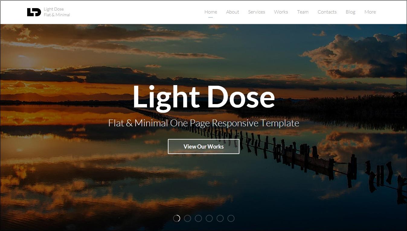 Light Dose