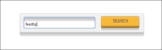 Rocking CSS3 Search Box