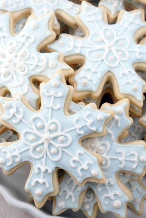Snowflake Sugar Cookie