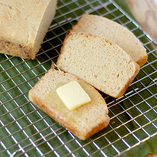 English Muffin Bread #Bread #Breakfast #Englishfood | feedyoursoul2.com