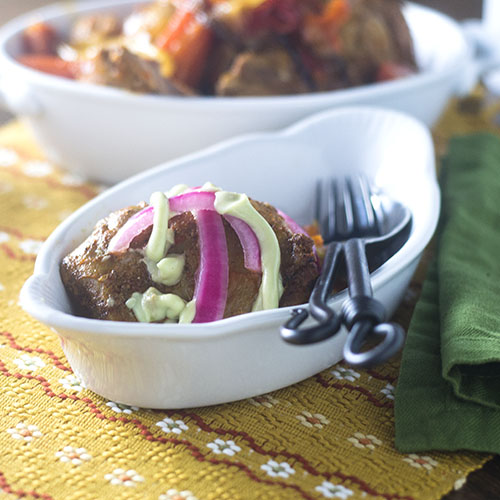 Pressure Cooker Mexican Chicken from Feed Your Soul Too
