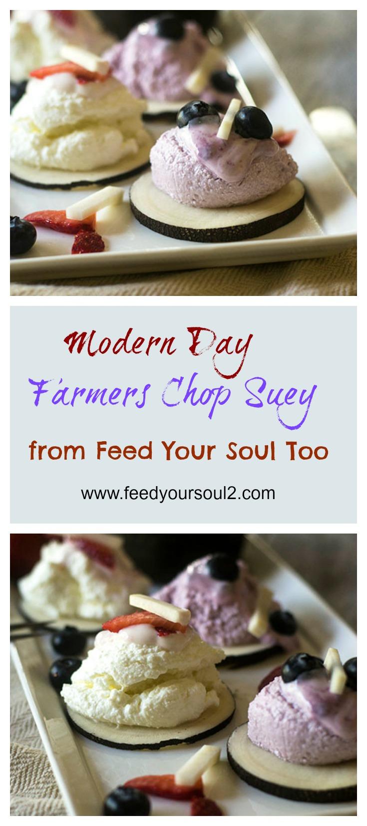 Modern Day Farmers Chop Suey #Healthy #promotio #probiotic | feedyoursoul2.com