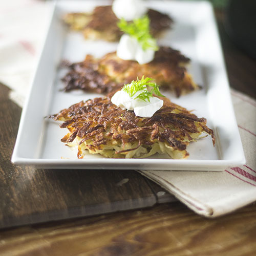 Feed Your Soul Too: Gluten Free Potato Latkes