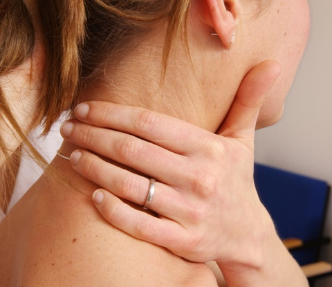 Osteopathy for neck pain in Leamington Spa