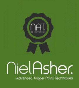 Niel Asher Technique for frozen shoulder