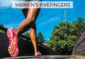 women's fivefingers
