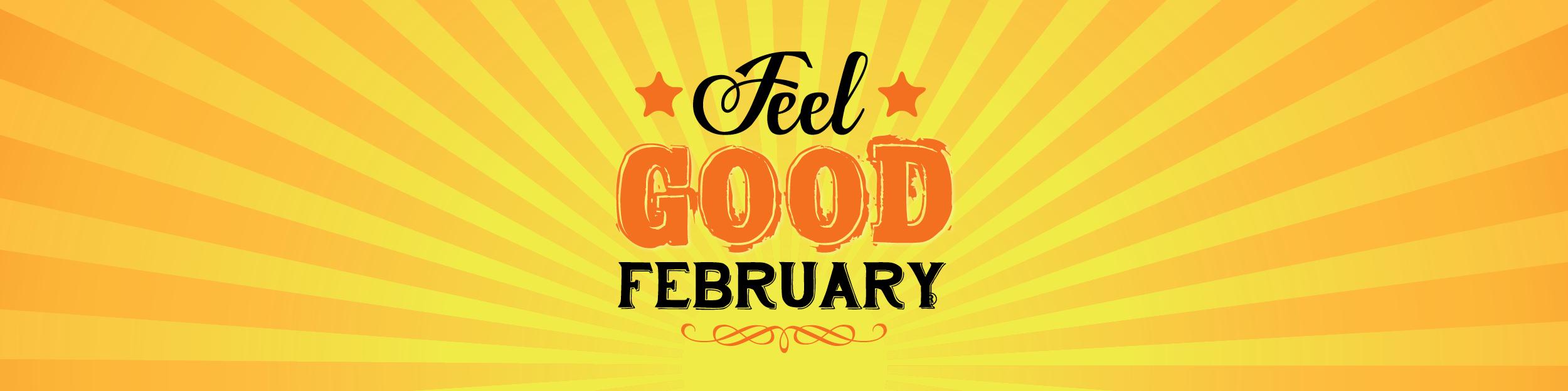 Feel Good Feb