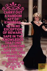 This is an image of Princess Diana