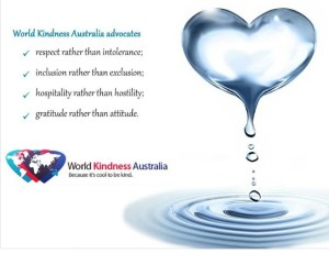 This is the image of World Kindness Award