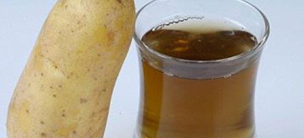 Juice of POTATO