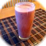 Peanut Butter & Cherry Smoothie Recipe