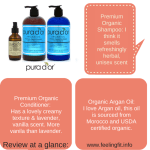 Pura d'or Offers Lovely Products For Healthy Hair