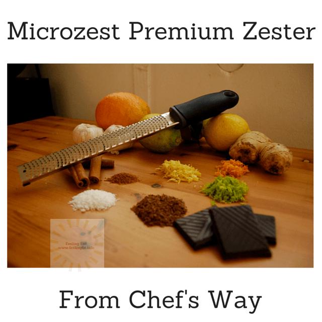 Microzest Premium Zester