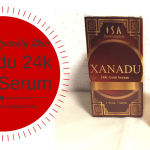 XANADU 24K Gold Serum Review