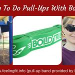 Do Pull Ups With A Bold Tribe Pull Up Band