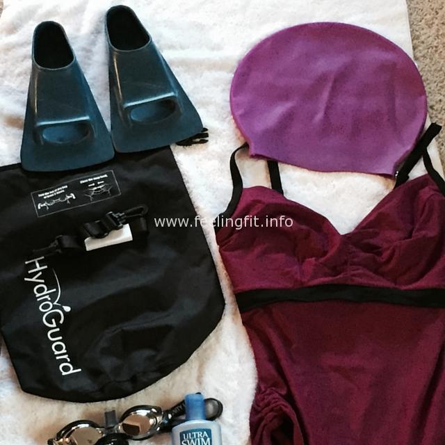 Swim Bag Contents 2