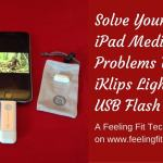 Solve Your iPhone Storage With a Lightning USB Drive