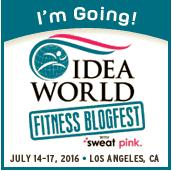 Attending IDEA World Blogfest