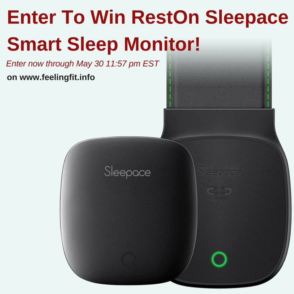 Enter To Win RestOn Smart Sleep Monitor