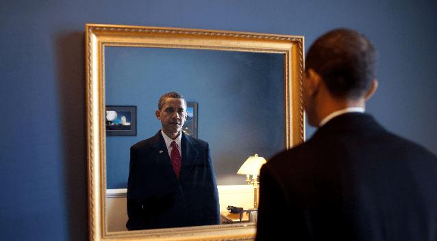 Obama mirror