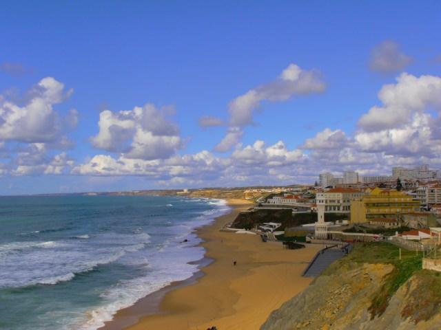 Praia de Santa Cruz - Torres Vedras