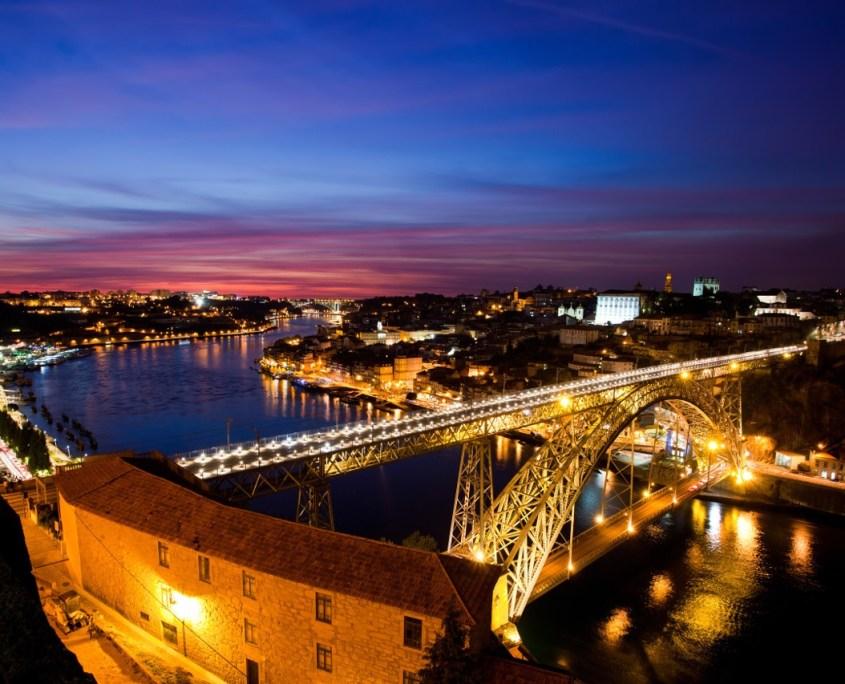 Porto: Ponte Dom Luis I