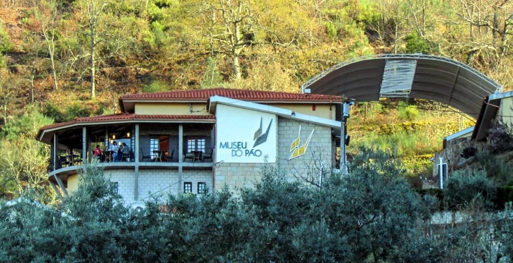 Museu do Pão - Edifício