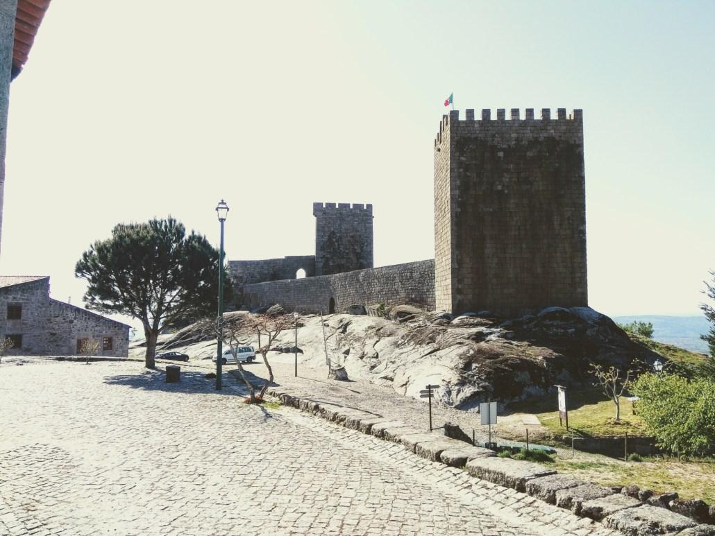 Castelo de Linhares da Beira - Aldeias Históricas de Portugal