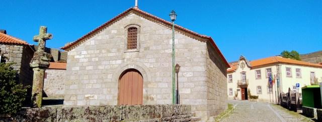 Igreja da Misericórdia - Linhares da Beira