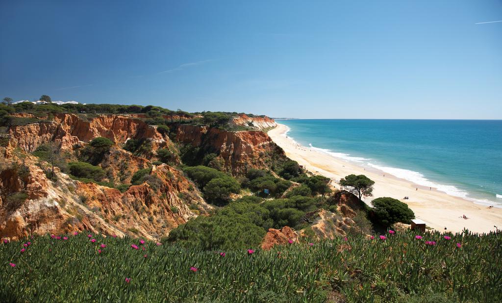 Praias mais bonitas do Algarve - Praia da Falésia- PortoBay Hotels & Resorts