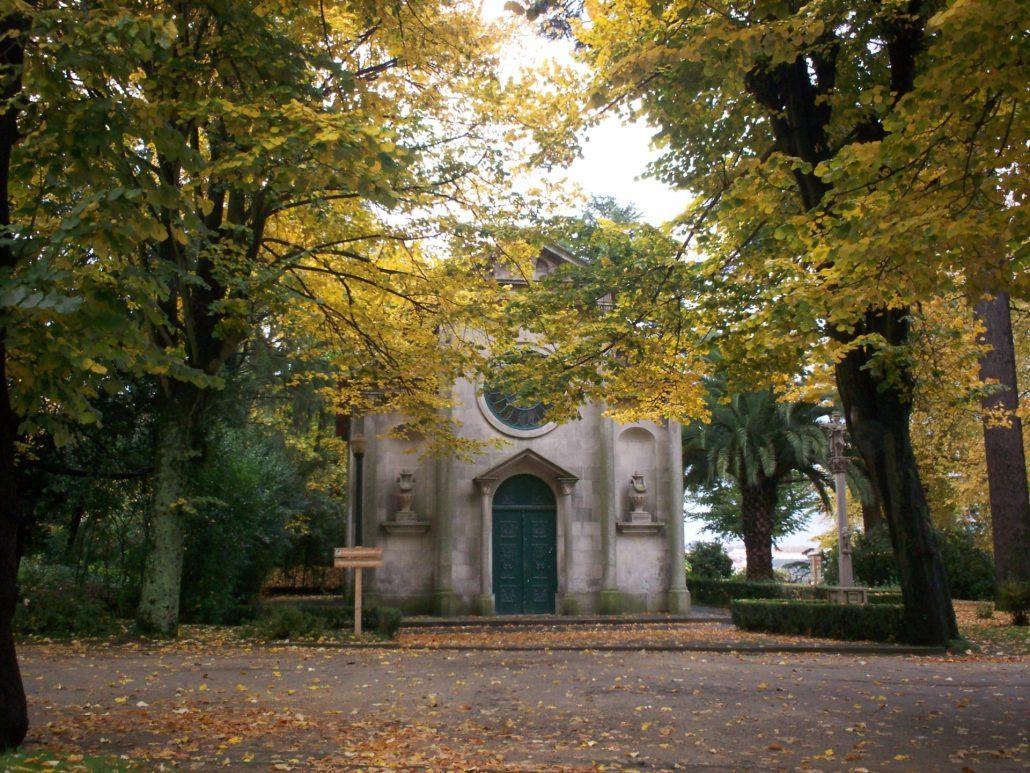 Capela Carlos Alberto, no Porto