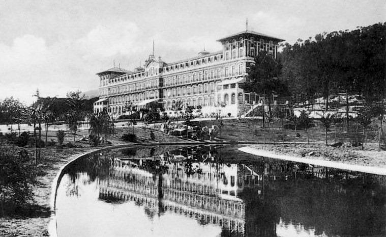 Vidago Palace Hotel - Vidago Palace