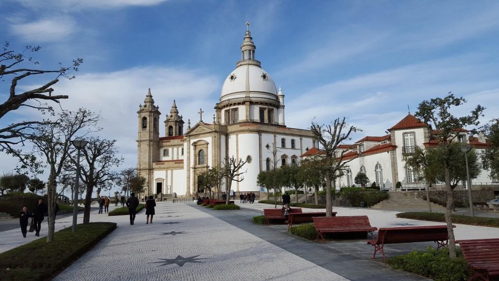 O que Visitar em Braga? - O Santuário de Nossa Senhora do Sameiro