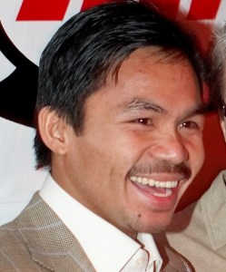 Manny Pacquiap success profile