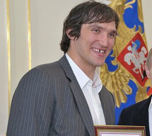 Ovechkin desire and love for hockey