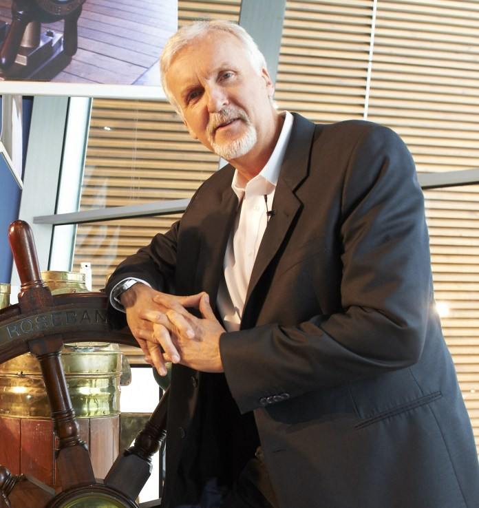 James Cameron bread steeling