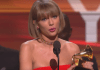 Taylor Swift speech
